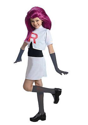 Child Jessie Team Rocket - Team Rocket Kostüm