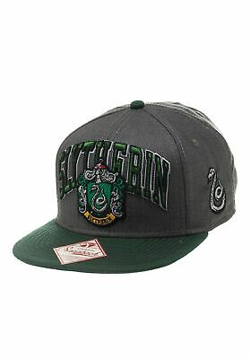 Harry Potter Slytherin Snapback - Slytherin Hat
