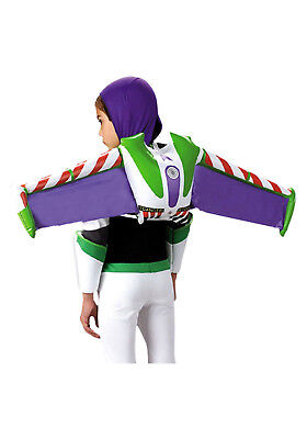 Buzz Lightyear - Inflatable Child Jet Pack Backpack Costume Accessory - Buzz Lightyear Costume Accessories