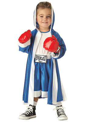 Everlast Boxer Fighter Boys Toddler - Boxer Toddler Costume