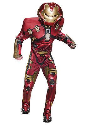 Adult Deluxe Hulk Buster Iron Man Avengers Infinity Costume - Adult Ironman Costume