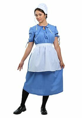 Amish Prairie Woman Costume - Amish Kostüm