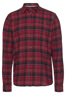 Rhode Island Flanellhemd Hemden Herren Langarm Freizeithemden