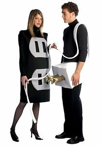 Outlet and Plug Adult costume