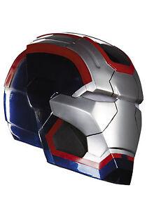 Build Your Own Iron Patriot (Iron Man) Helmet