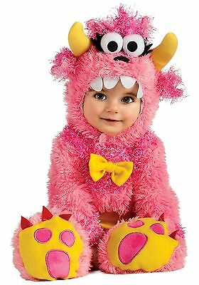 Infant Pinky Winky Costume Pretty Monster Halloween NEW 6-12 12-18