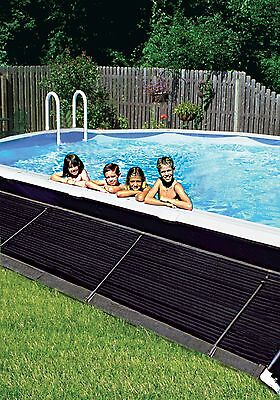 Swimming pool solar heater panel. FREE HEAT! new