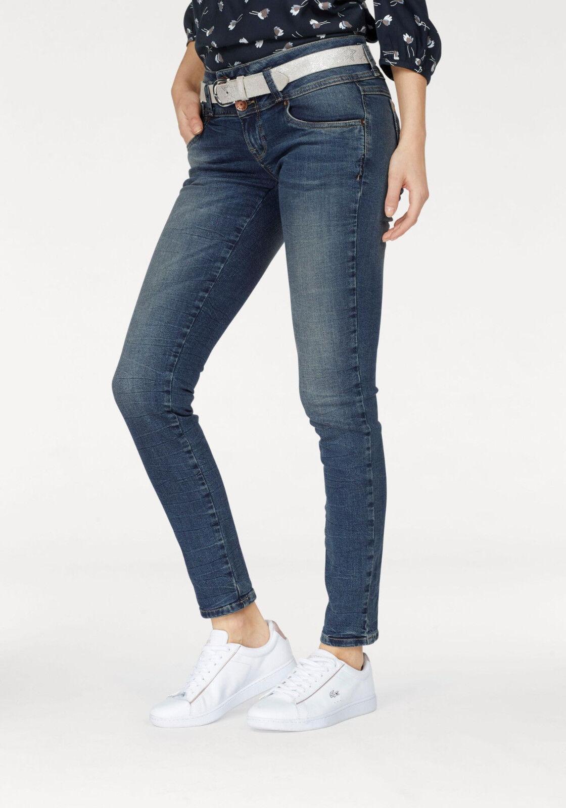fc51409a93d Pulz Jeans Stretch-Jeans »Anett«. medium blue. NEU!!! KP 99,95 ...