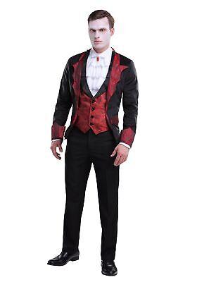 Mens Vampire Costumes (Men's Dashing Vampire Costume)