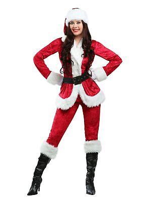 Plus Size Womens Christmas Costumes (Plus Size Sweet Santa Costume)