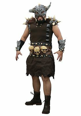 Mens Ghoulish Barbarian Costume - size standard (with -