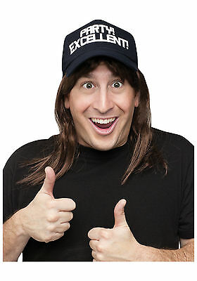 Saturday Night Live - Wayne's World - Party Excellent Hat and Wig