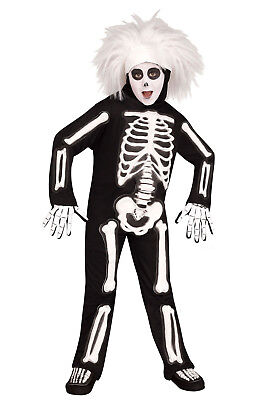 Saturday Night Live - David S. Pumpkins - Beat Boy Skeleton - Child Costume - Skeleton Boy Costume
