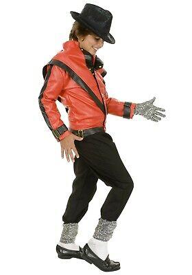 KIDS MICHAEL JACKSON THRILLER JACKET SIZE XL 12-14 - Michael Jackson Jacket Kids