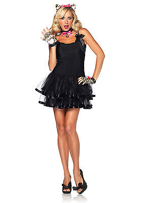 Halloween Women's A1913 Cougar Kit Costume (Leopard;One Size) - Halloween Cougar Ears