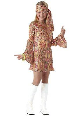 Girls Disco Clothes (CHILD DISCO GIRL COSTUME SIZE MEDIUM (missing)