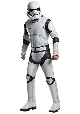 Adult Star Wars Stormtrooper Unisex Halloween Deluxe Costume X-Large 44-46