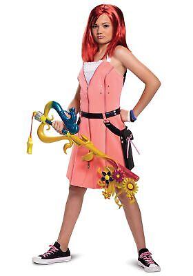 Disney Costumes Teens (Disney Kingdom Hearts Teen Kairi Deluxe)