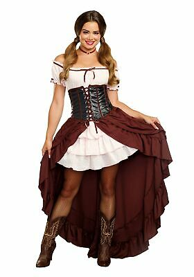 Women's Saloon Gal Costume - Saloon Gal Costume