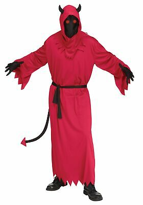 Fade In/Out Devil Costume Men's - Devil Costumes For Men