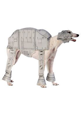 Rubie's Costume Company Star Wars AT-AT Imperial Walker Dog Costume (Large) - Dog Imperial Walker Costume