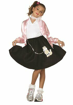 RG Costumes 91031 Childrens Poodle Skirt](Poodle Skirt Kids)
