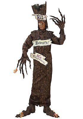 Tree Man Costume (Adult Scary Tree Costume)