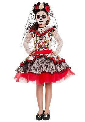 Sugar Skull Girl Costumes (Sugar Skull Princess Costume)