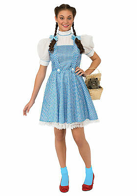 Wizard of Oz - Dorothy Adult Costume (Dorothy Oz Costume Adults)