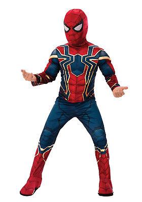 Avengers Infinity War - Iron Spider - Spider-Man Deluxe Child Costume