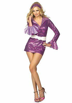 RG Costumes 81678 Fever-Disco Dress