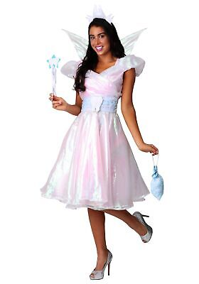 Women's Plus Tooth Fairy Costume - Womens Tooth Fairy Costume