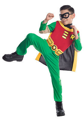 Child Robin Costume (Teen Titans Go! - Robin Child)