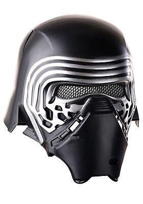 Star Wars The Force Awakens Adult Kylo Ren Half Helmet](Ren Costumes)