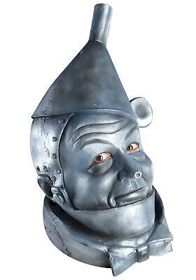 Tin Man Mask (Latex Tin Man Mask)