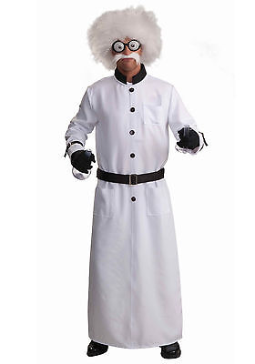 Googly-Eyed Mad Scientist - Adult Costume