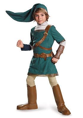 Kid Link Costume (Legend of Zelda - Link Child Prestige)