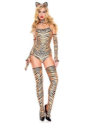Women's Pouncing Tiger Costume