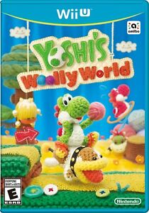 Looking for Yoshi's Wooly World