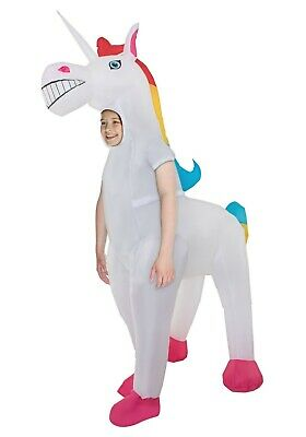 Kids Whale Costume (CHILD'S GIANT INFLATABLE UNICORN COSTUME SIZE STANDARD)