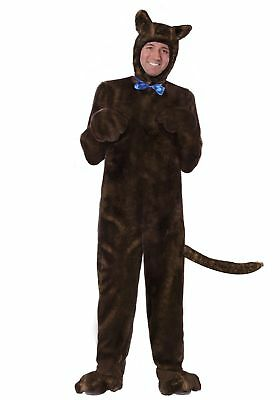 Adult Deluxe Brown Dog Costume (Adult Dog Costume)