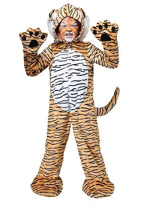 Premium Tiger Child Costume - Childs Tiger Kostüm