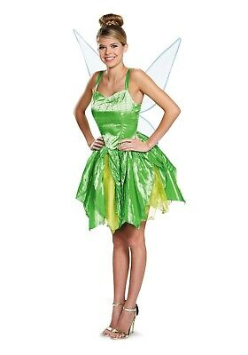 Disney Fairies - Tinker Bell - Adult Costume](Adult Disney Belle Costume)