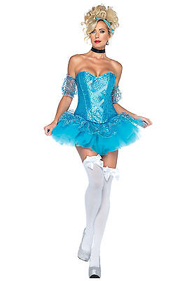 Sexy Halloween Adult Cinderella Princess Tutu Corset Costume](Adult Halloween Tutus)