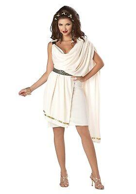 Toga Costume For Women (New Women's Deluxe Toga Costume Greek Roman California Costume  01151)