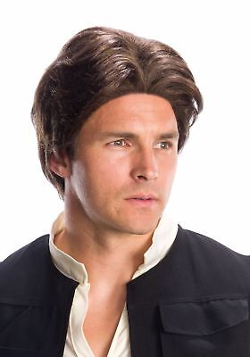 Han Solo Wig (Han Solo ADULT Wig Costume Accessory NEW Star)