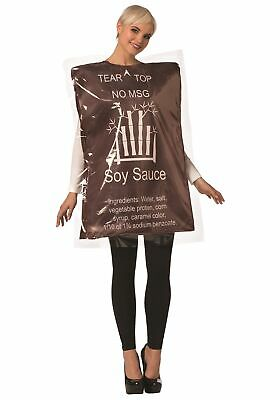 Soy Sauce Packet  Women's Costume