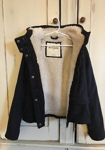 Abercrombie Fall/Winter Jacket- girl's size XL