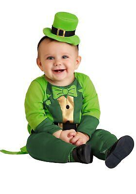 Infant Boy's Leprechaun - Baby Leprechaun Costume