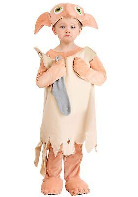 Harry Potter Deluxe Dobby Toddler - Dobby Kostüm